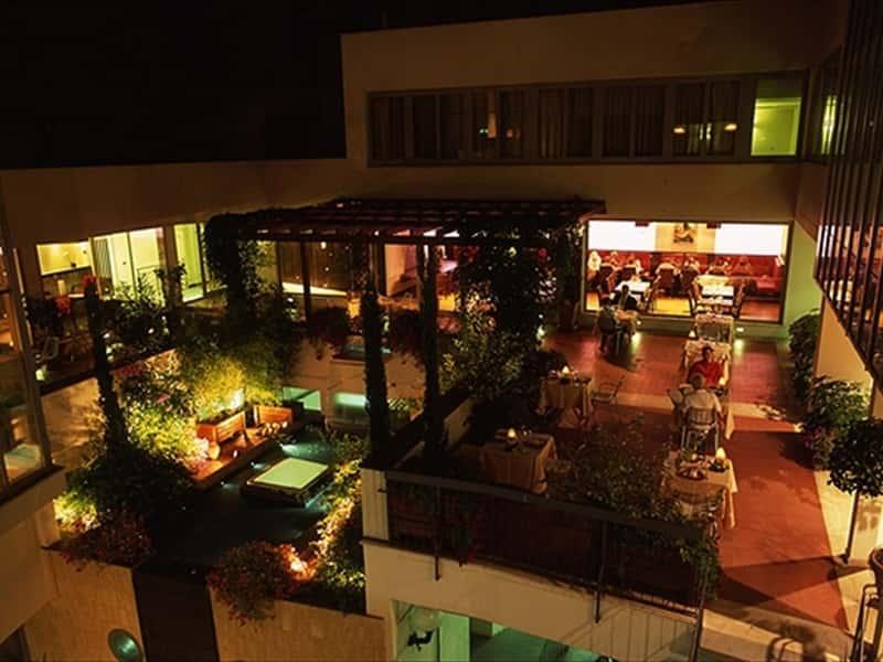 Hotel Athenaeum Via Cavour  Firenze