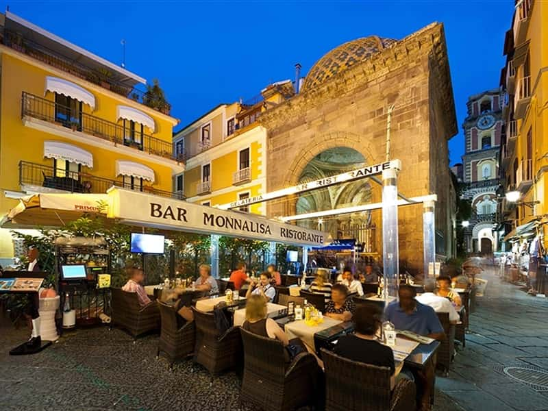 Hotels Sorrento Italy  And  Star
