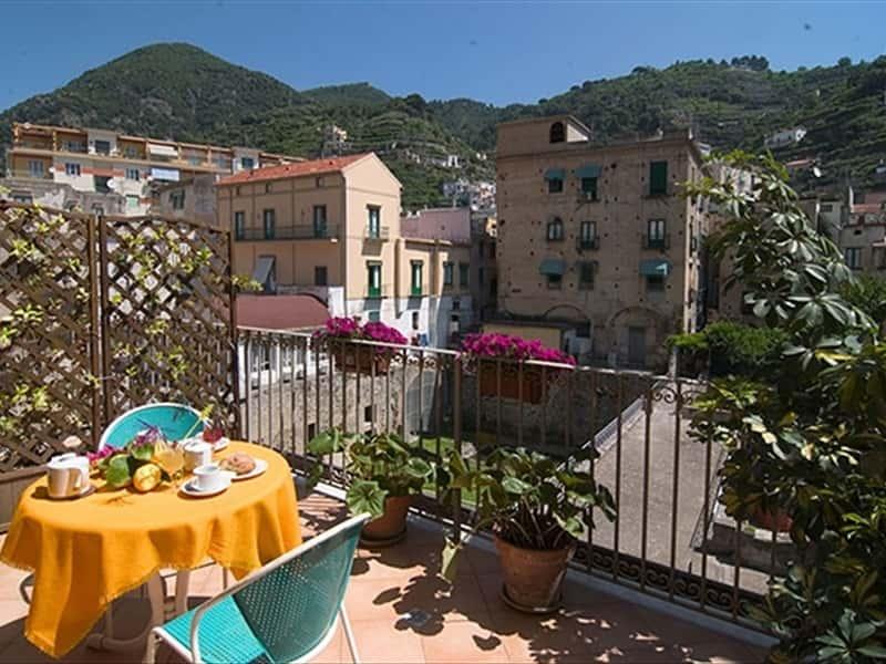 Hotel Santa Lucia Minori Italy