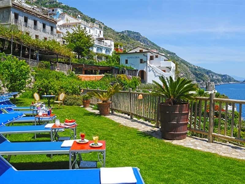 locanda costa diva praiano hotels accommodation in praiano