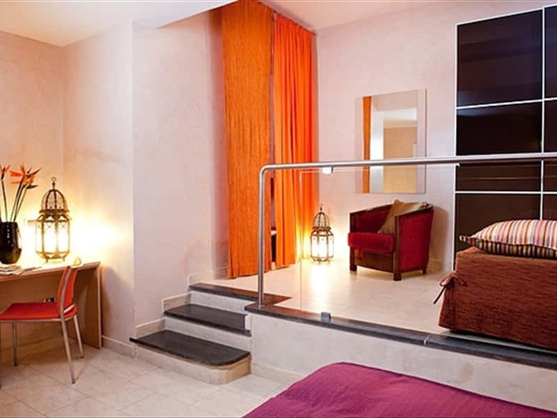Santa maria luxury villa charming bed and breakfast in for Bed and breakfast amalfi coast