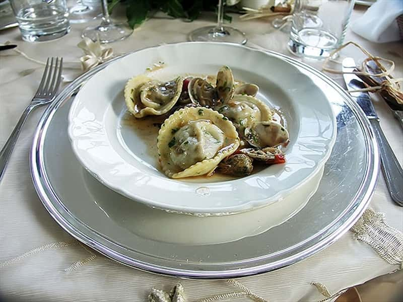 Villa maria restaurant ravello restaurants in ravello for Amalfi coast cuisine