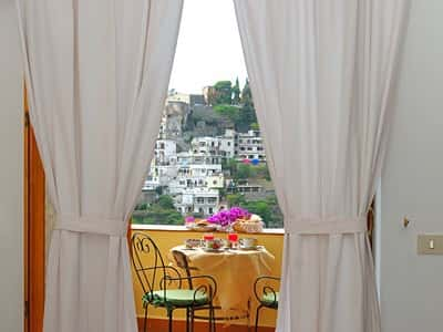 B&B Villa Mary Positano Amalfi Coast