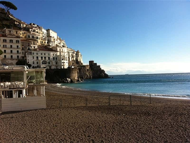 Spiaggia in inverno - Winter time