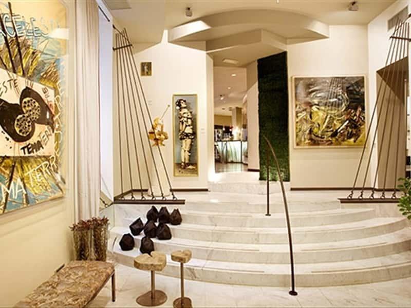 Art hotel bosto turin boutique design hotel in turin turin for Hotel design torino