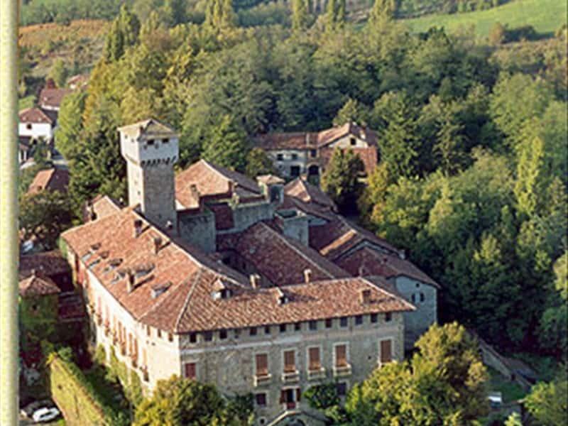 Castello di tagliolo vini piemonte cantine in tagliolo for Disegni casa castello