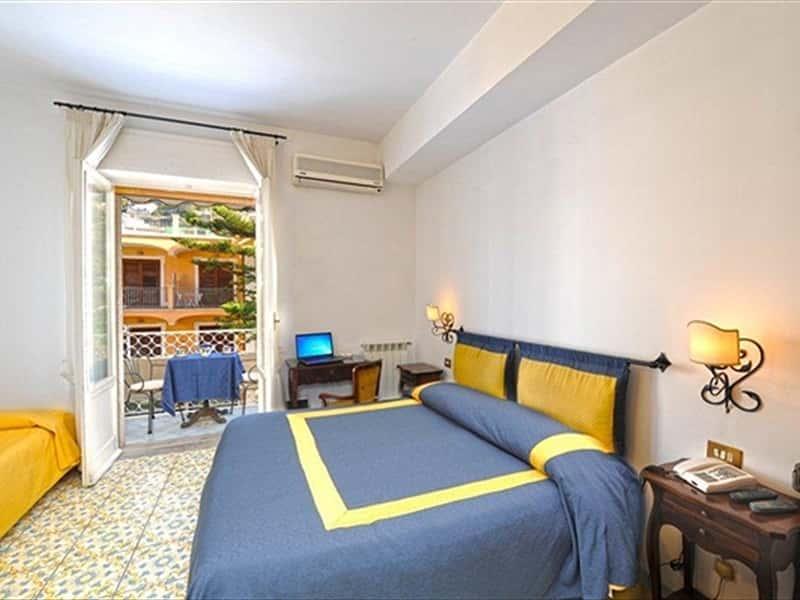 Hotel 7 bello costiera amalfitana hotel alberghi in minori for Soggiorno costiera amalfitana